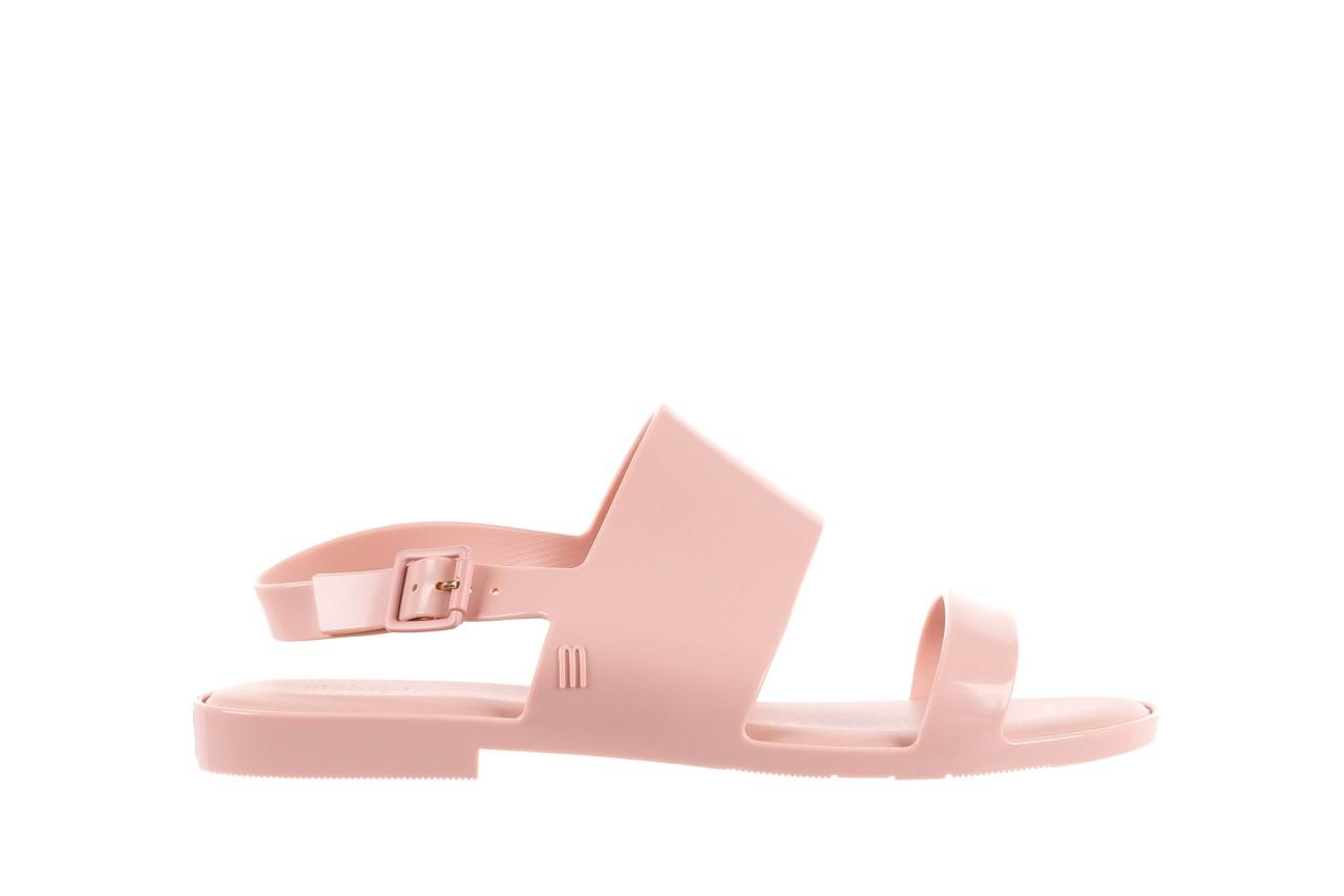 Sandały melissa classy ad light pink, róż, guma - sandały - letnie hity cenowe 6