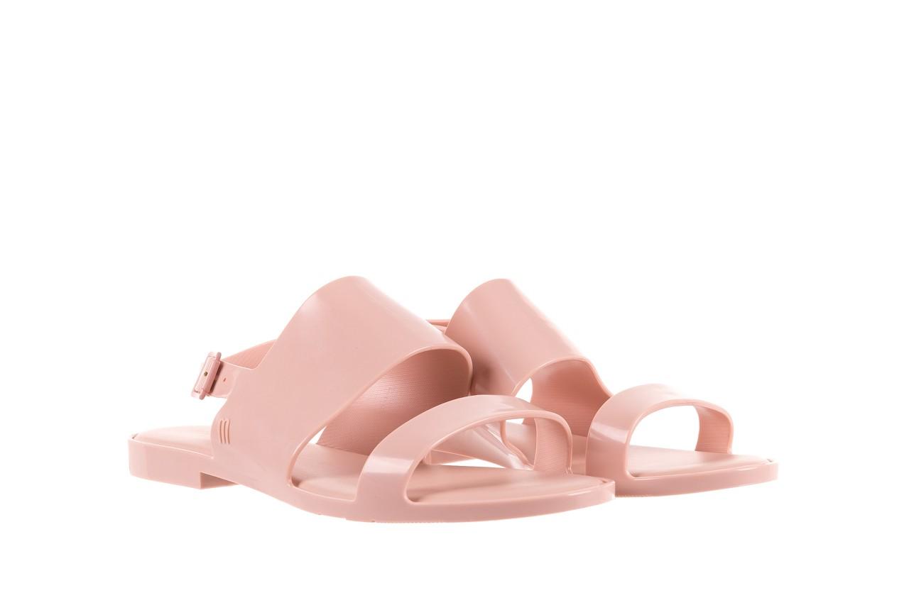 Sandały melissa classy ad light pink, róż, guma - sandały - letnie hity cenowe 7