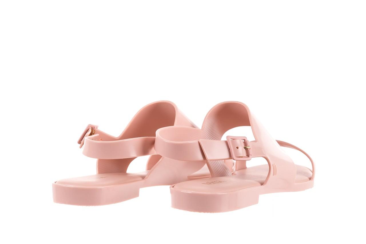 Sandały melissa classy ad light pink, róż, guma - sandały - letnie hity cenowe 9