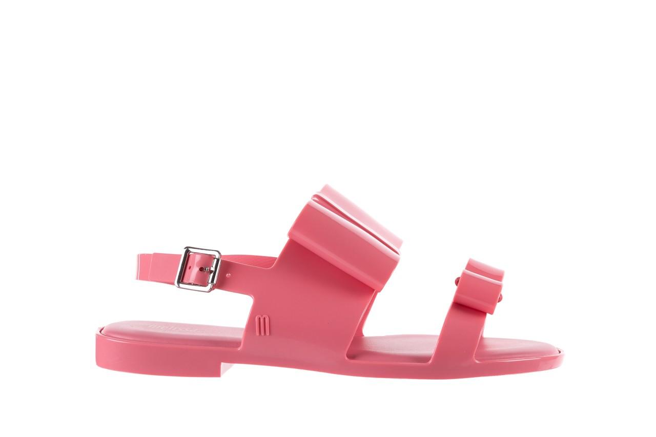 Sandaly melissa classy ii ad pink, róż, guma 7