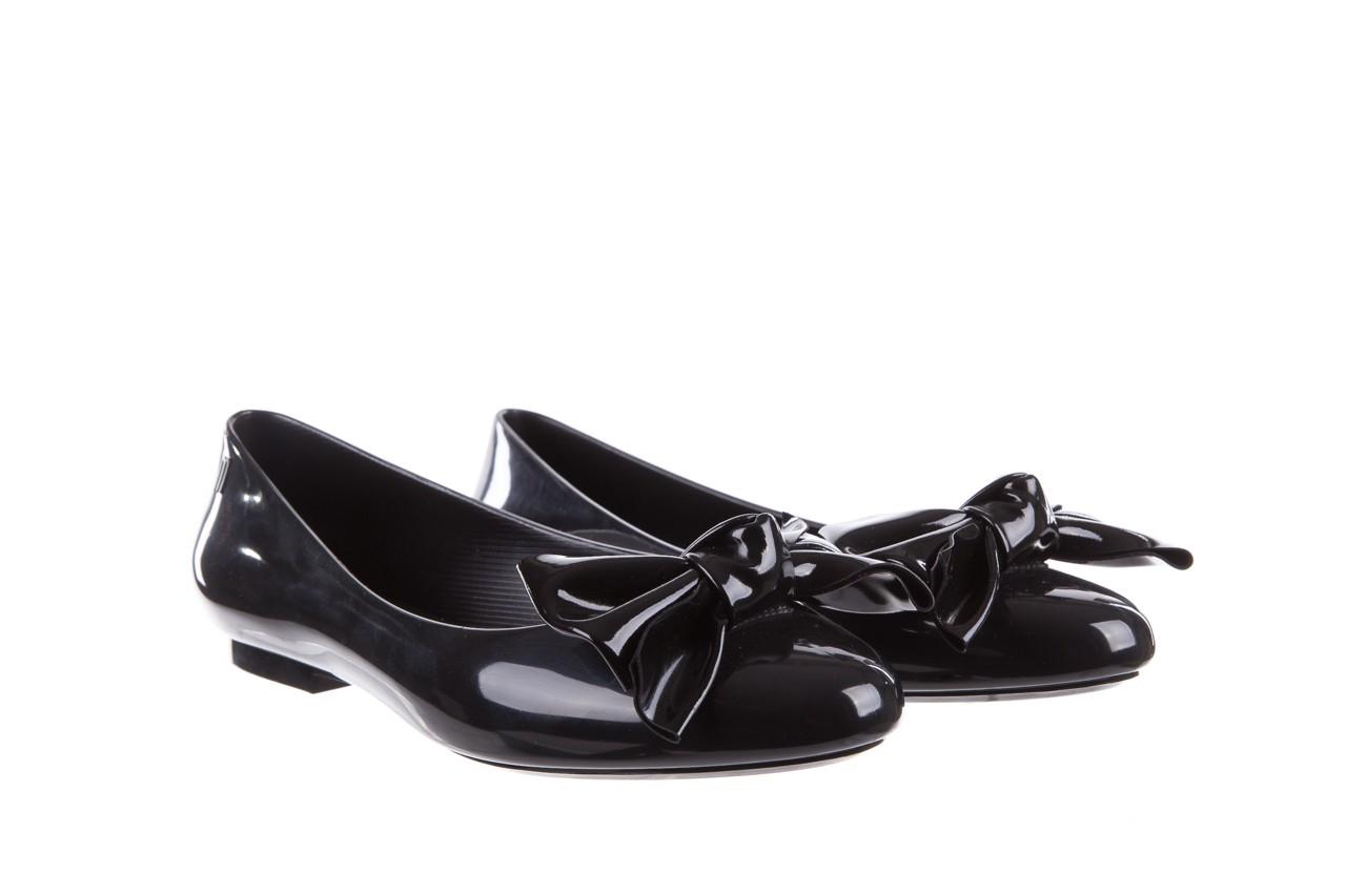 Baleriny melissa doll fem ii ad black, czarny, guma - melissa - nasze marki 8
