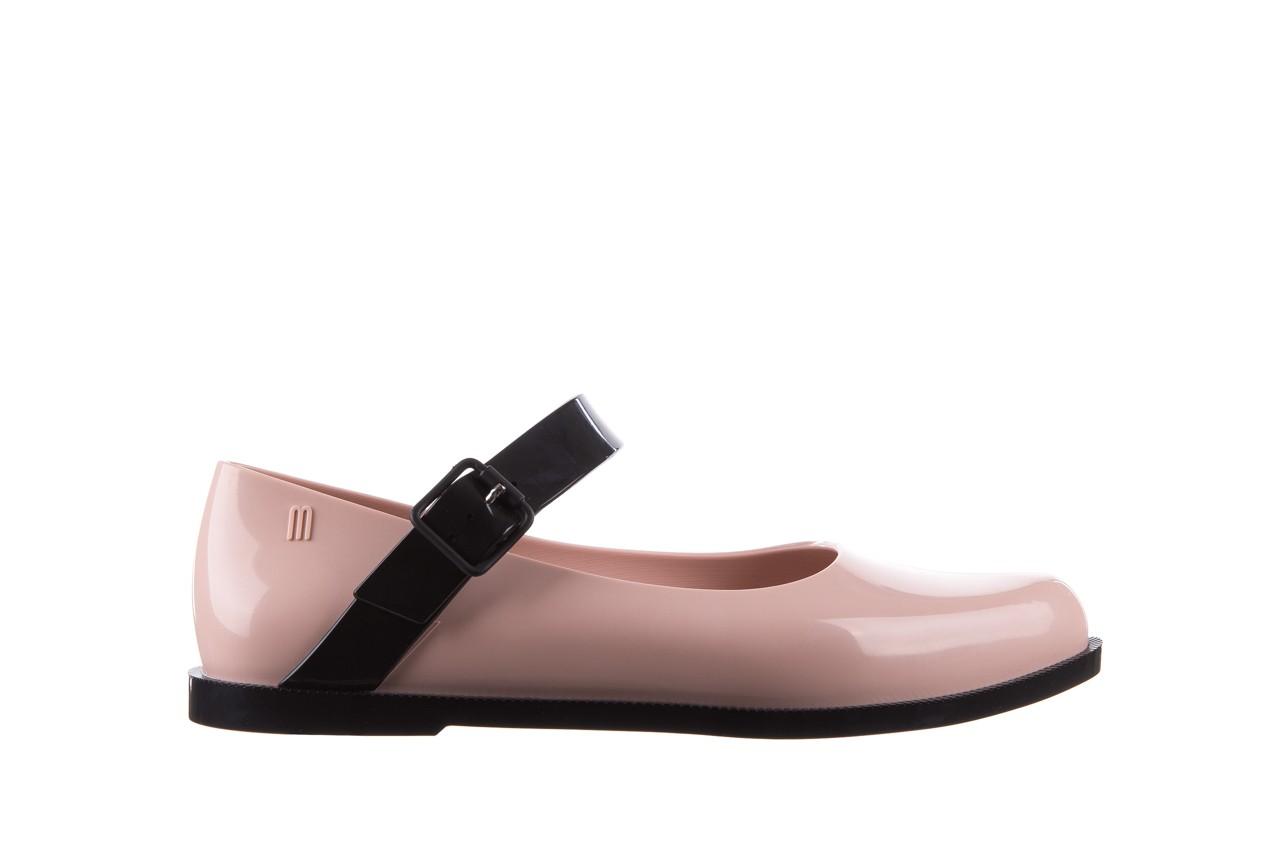Półbuty melissa mary jane ad pink black, róż/czarny, guma - melissa - nasze marki 9