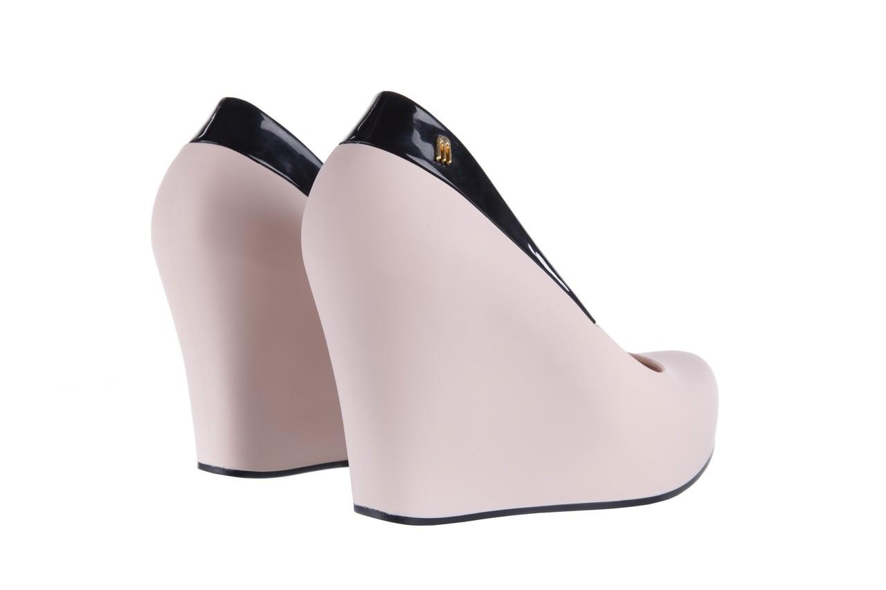 Melissa queen wedge ii ad pink/black - melissa - nasze marki 9