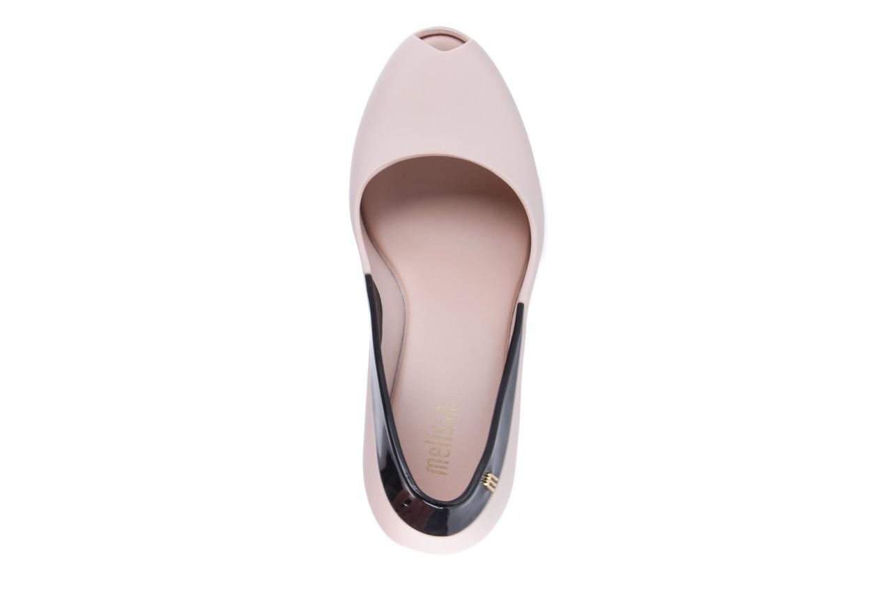 Melissa queen wedge ii ad pink/black - melissa - nasze marki 10