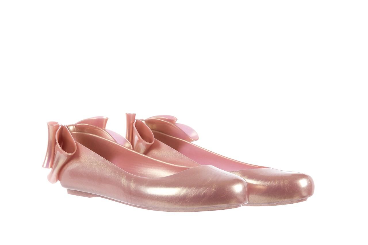 Melissa space love bow ii ad metallic pink - melissa - nasze marki 8