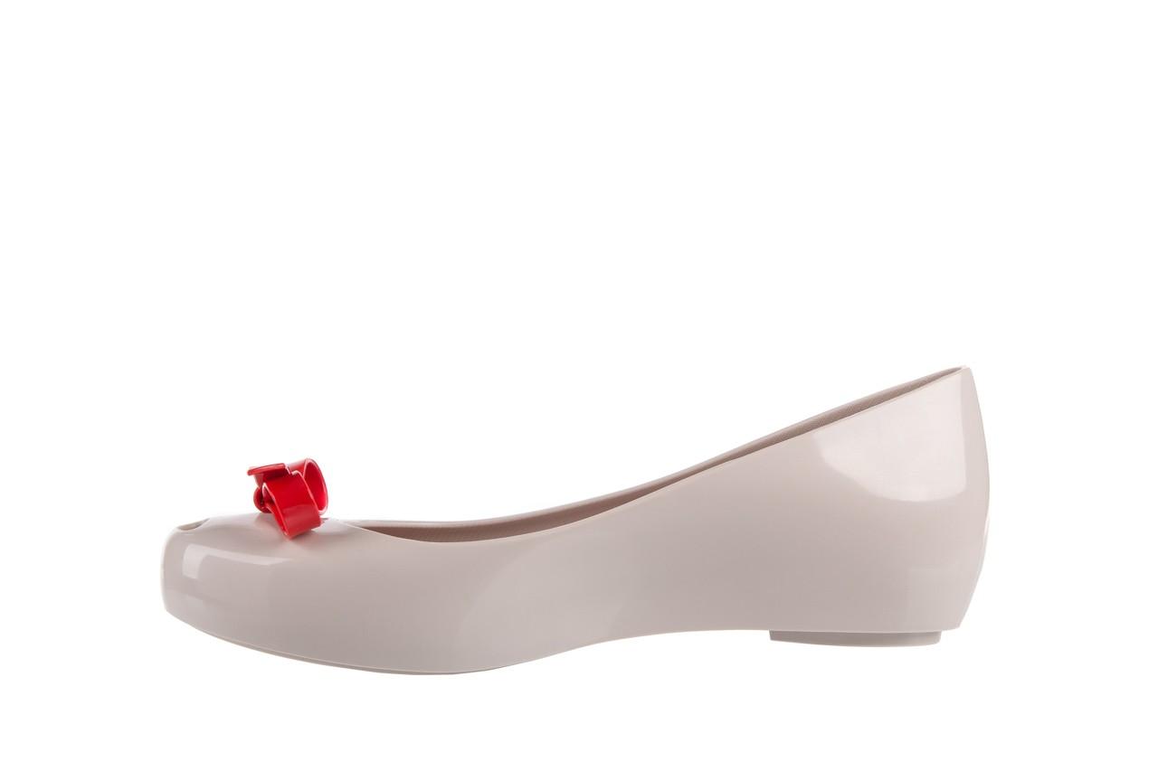 Melissa ultragirl bow ad beige/red - melissa - nasze marki 8