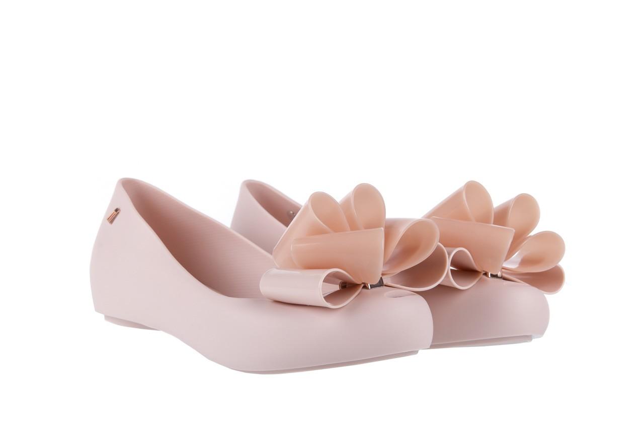 Baleriny melissa ultragirl sweet x ad light pink, róż, guma - melissa - nasze marki 7