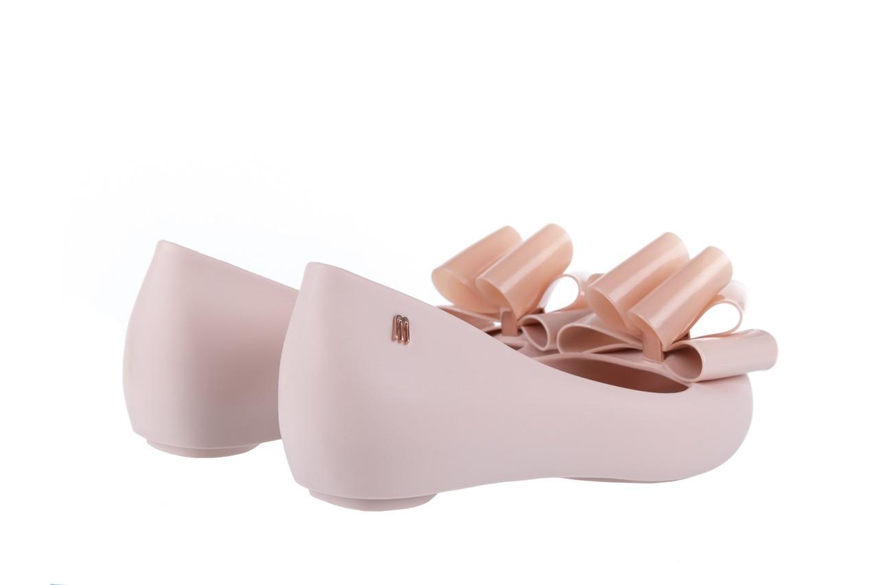 Baleriny melissa ultragirl sweet x ad light pink, róż, guma - melissa - nasze marki 9