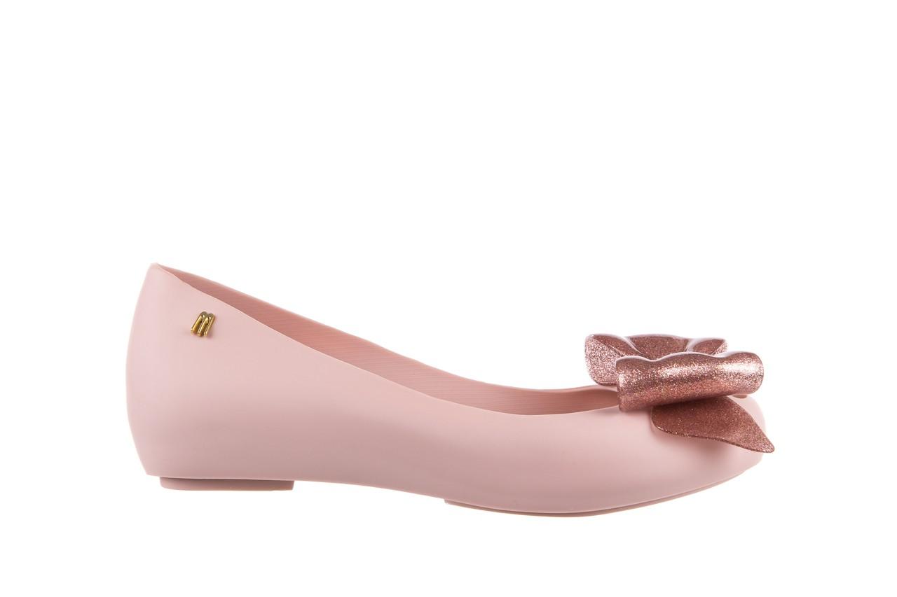 Baleriny melissa ultragirl sweet xiv ad light pink, róż, guma - melissa - nasze marki 7
