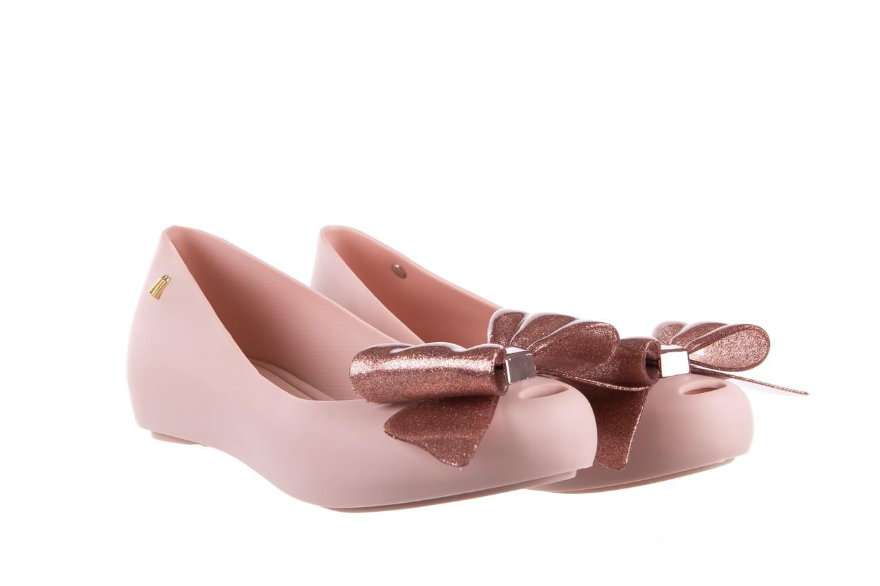 Baleriny melissa ultragirl sweet xiv ad light pink, róż, guma - melissa - nasze marki 8