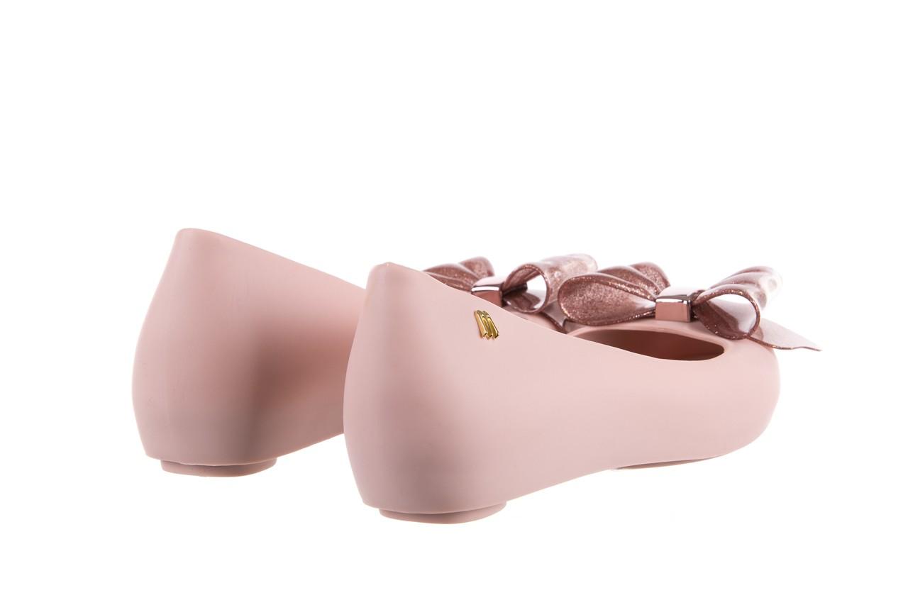 Baleriny melissa ultragirl sweet xiv ad light pink, róż, guma - melissa - nasze marki 10