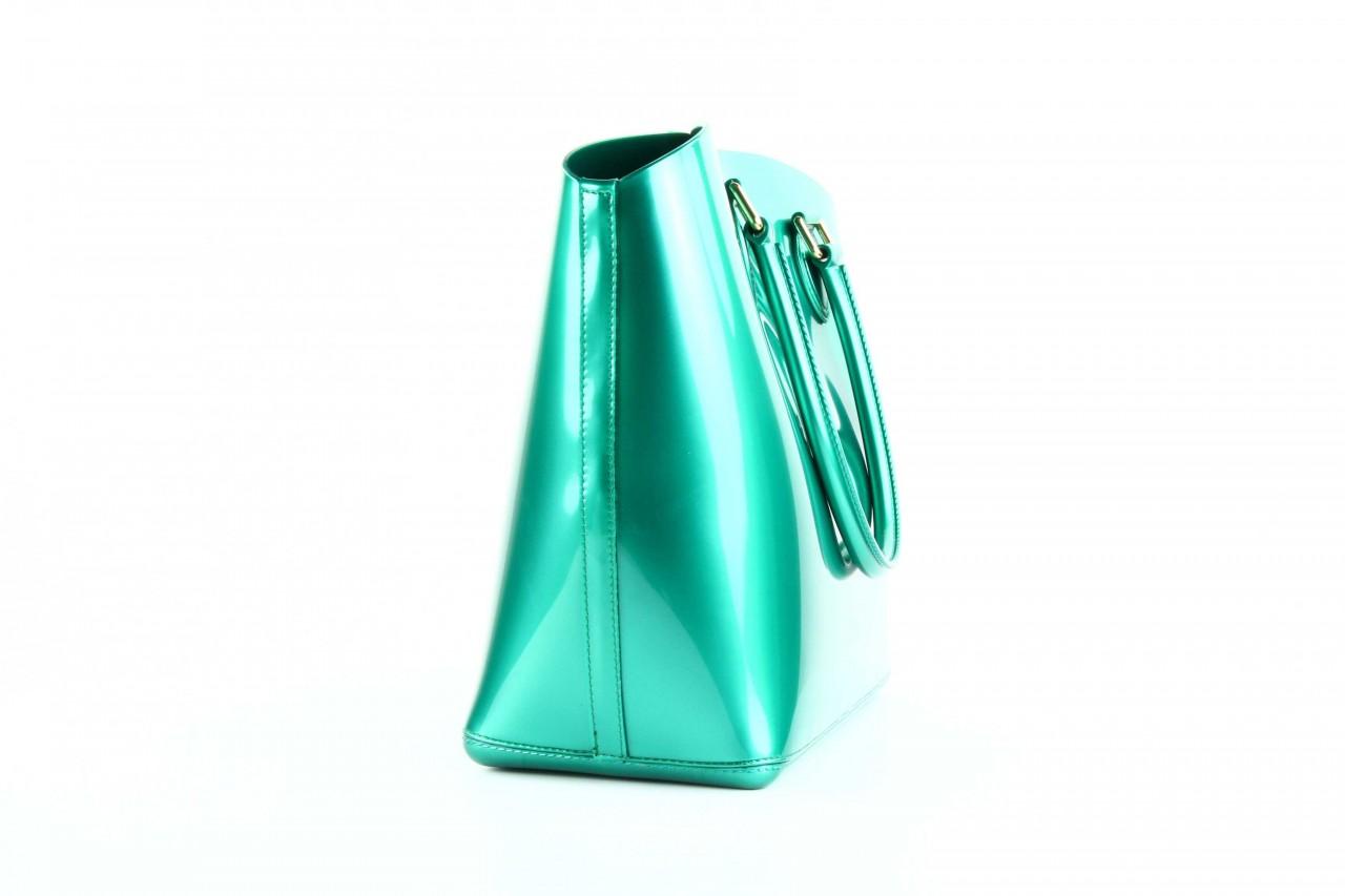 Torebka menghi 94 shopper verde metal - nasze marki 8