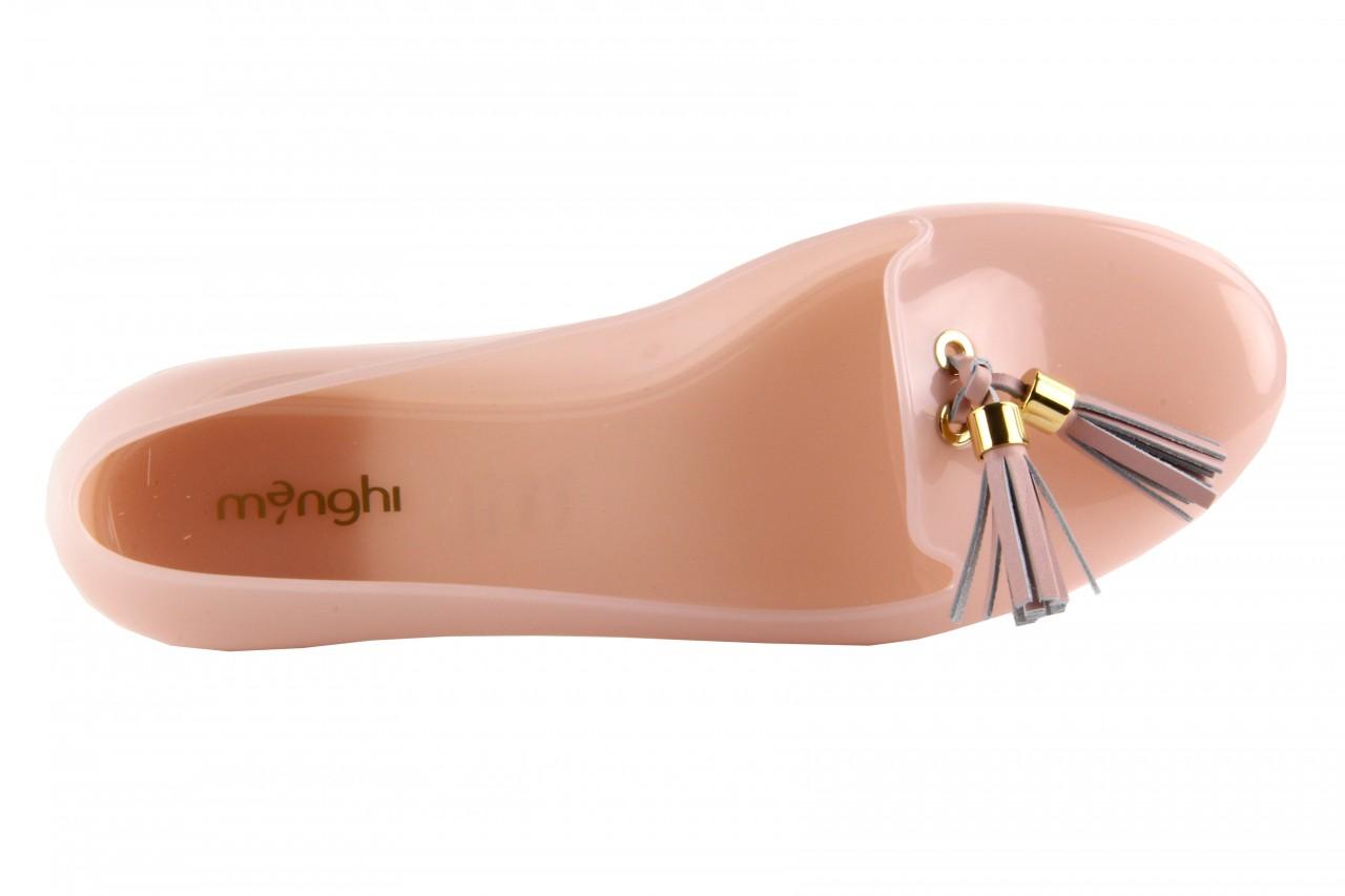 Menghi 950/nappine rosa gellato 8