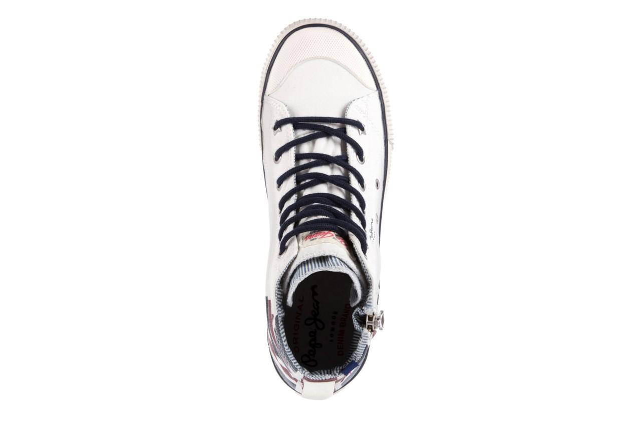 Pepe jeans pbs30173 industry jack zip 801 factory white - pepe jeans  - nasze marki 10