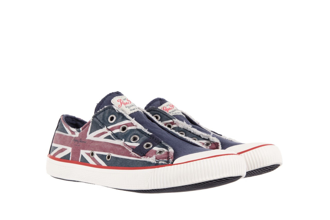 Pepe jeans pbs30184 industry jack low 575 naval blue - pepe jeans  - nasze marki 7