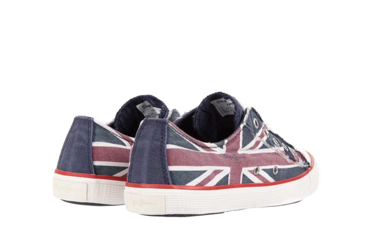 Pepe jeans pbs30184 industry jack low 575 naval blue - pepe jeans  - nasze marki 9