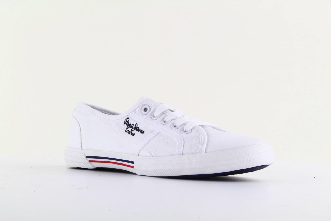 Pepe jeans pls30001 800 white  - pepe jeans  - nasze marki 7
