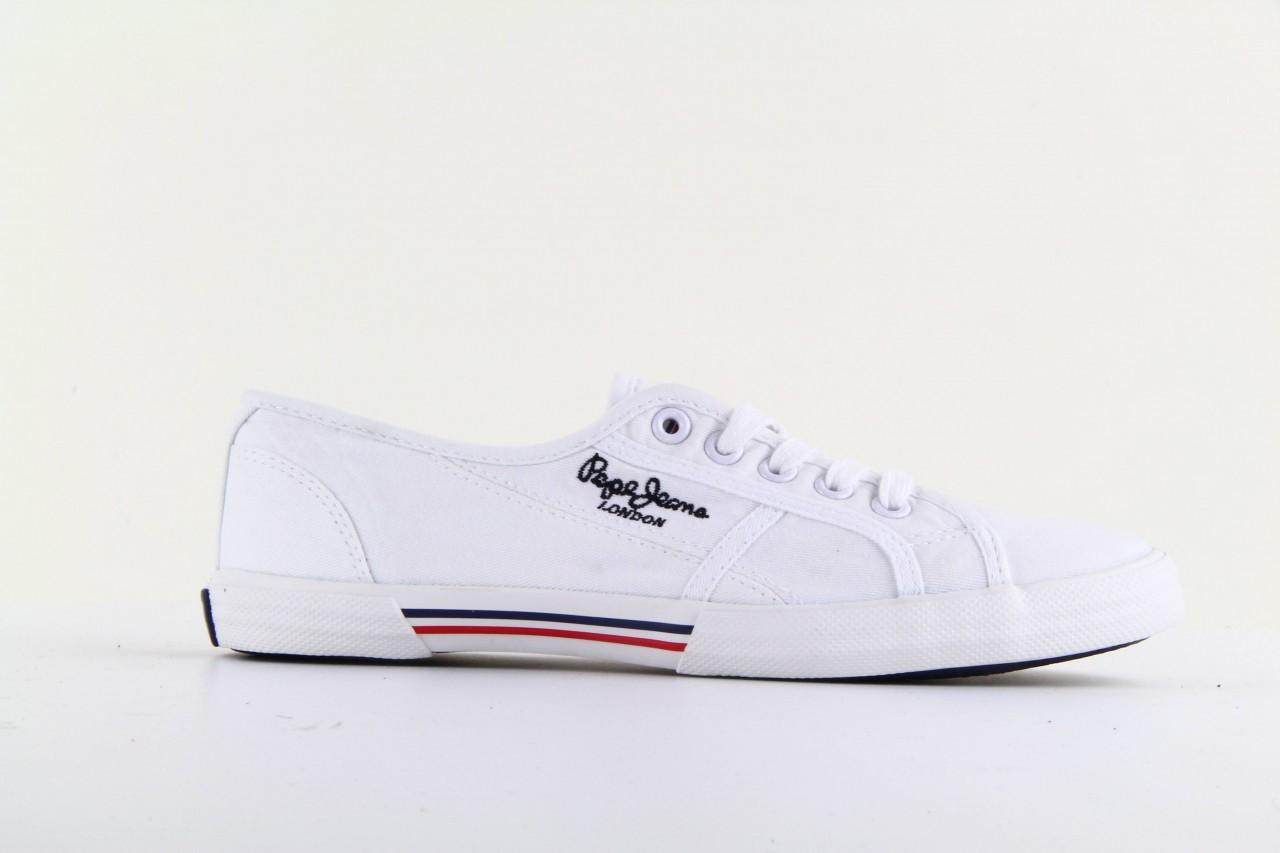 Pepe jeans pls30001 800 white  - pepe jeans  - nasze marki 8