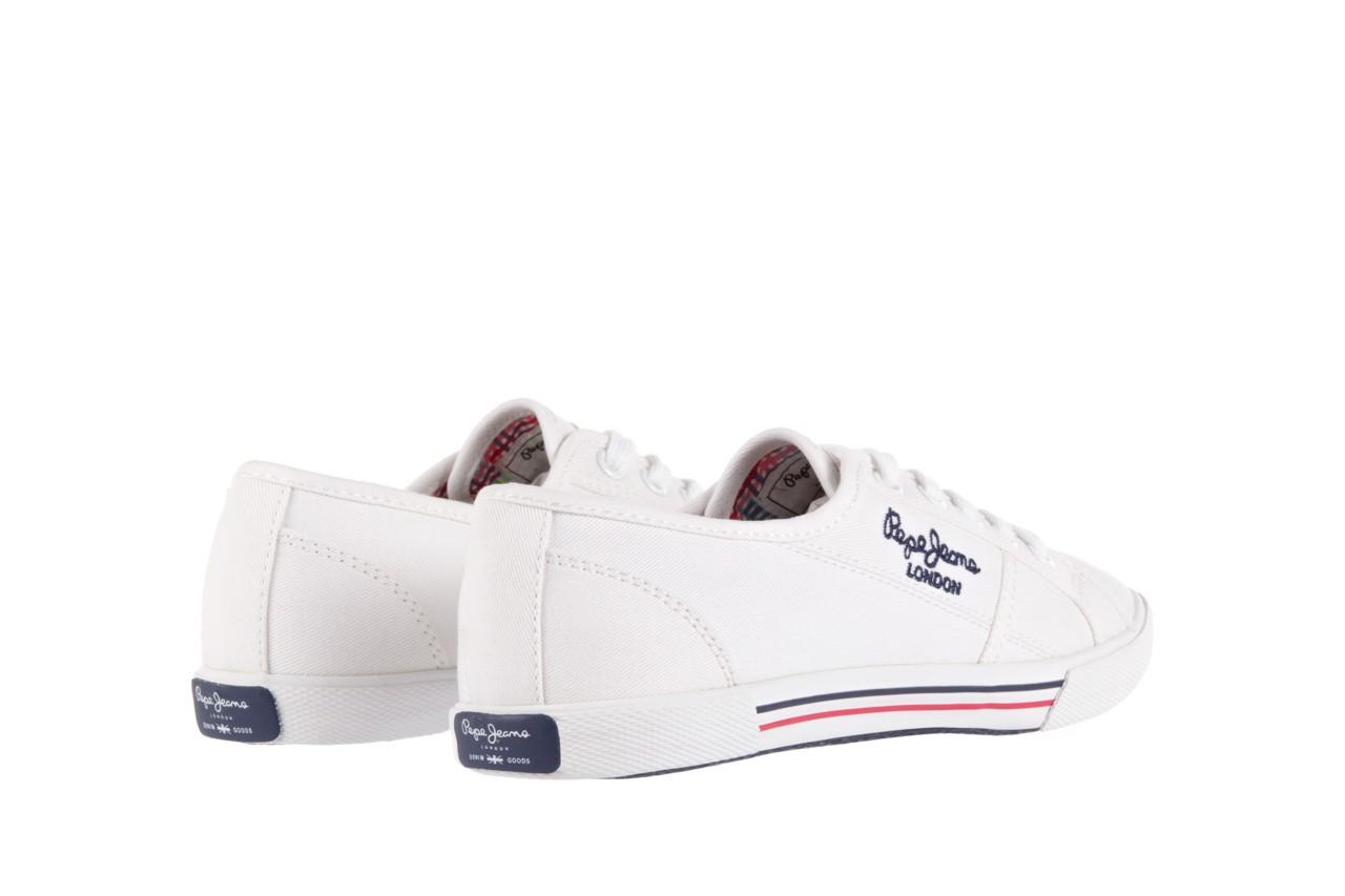 Pepe jeans pls30001 aberlady 800 white - pepe jeans  - nasze marki 9