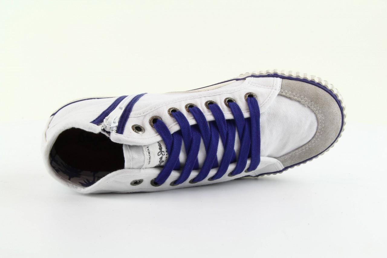 Pepe jeans pls30011 800 white - pepe jeans  - nasze marki 17