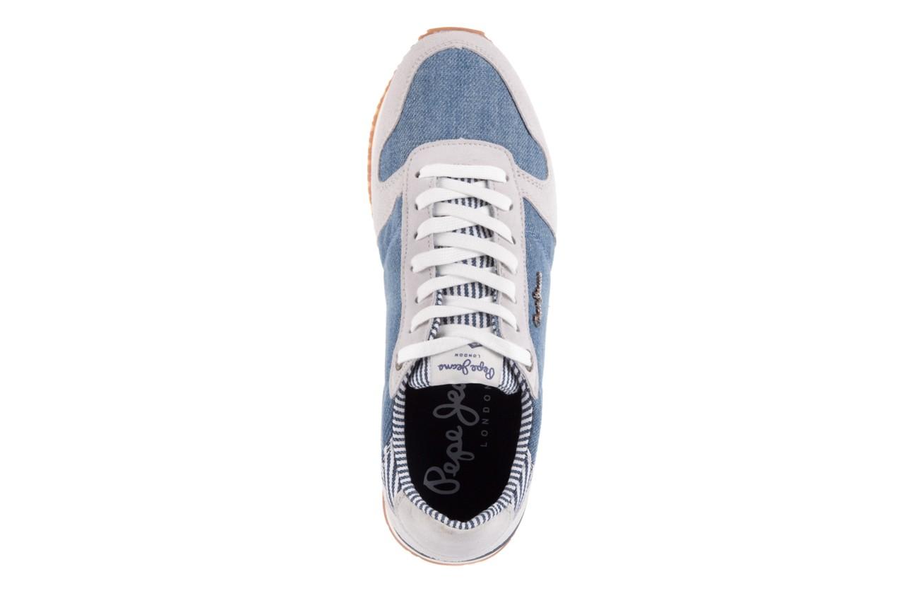Pepe jeans pls30275 gable straps 576 washed navy - pepe jeans  - nasze marki 11