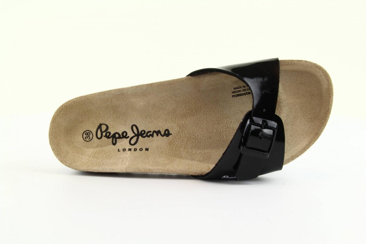 Pepe jeans pls90024 999 black - pepe jeans  - nasze marki 13