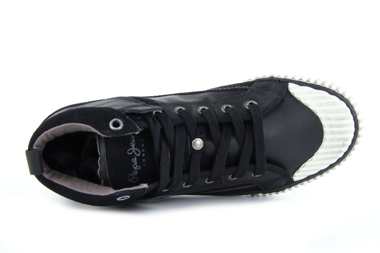 Pepe jeans pms30062 999 black  - pepe jeans  - nasze marki 9