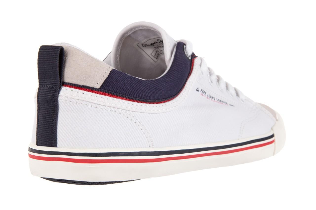 Pepe jeans pms30198 britt piping 800 white - pepe jeans  - nasze marki 13