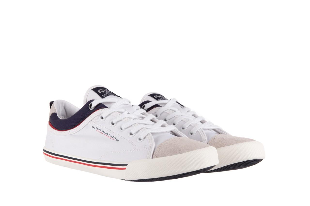 Pepe jeans pms30198 britt piping 800 white - pepe jeans  - nasze marki 8