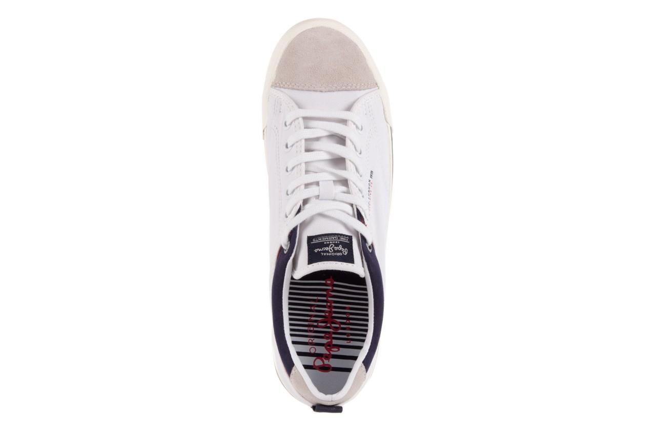 Pepe jeans pms30198 britt piping 800 white - pepe jeans  - nasze marki 11