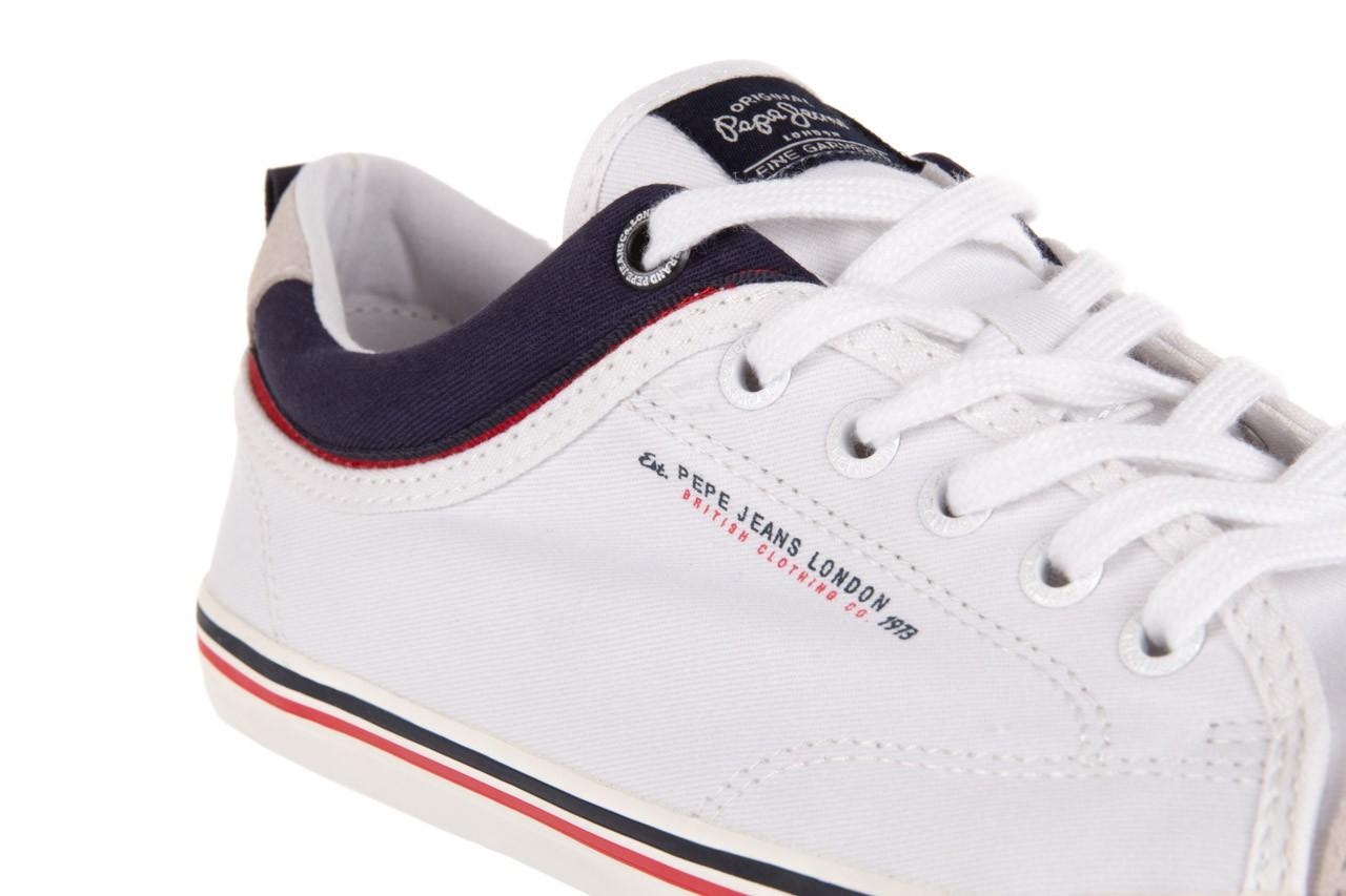 Pepe jeans pms30198 britt piping 800 white - pepe jeans  - nasze marki 12
