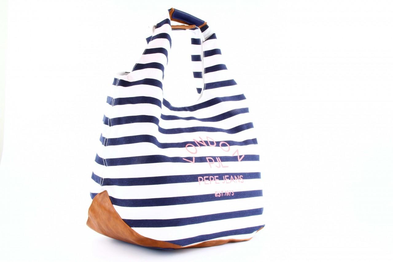 Pepe jeans torebka dorian bag navy  - pepe jeans  - nasze marki 7