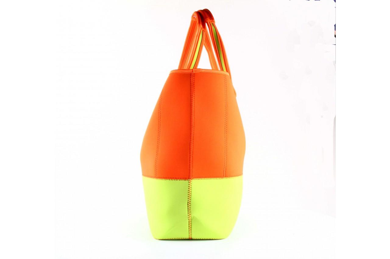 Pepe jeans torebka newneo bag fresh orange  - pepe jeans  - nasze marki 5