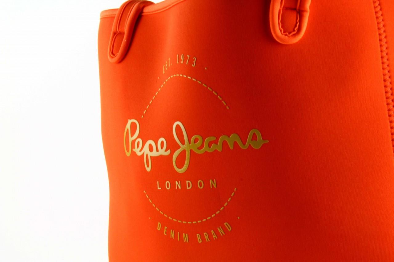 Pepe jeans torebka newneo bag fresh orange  - pepe jeans  - nasze marki 9