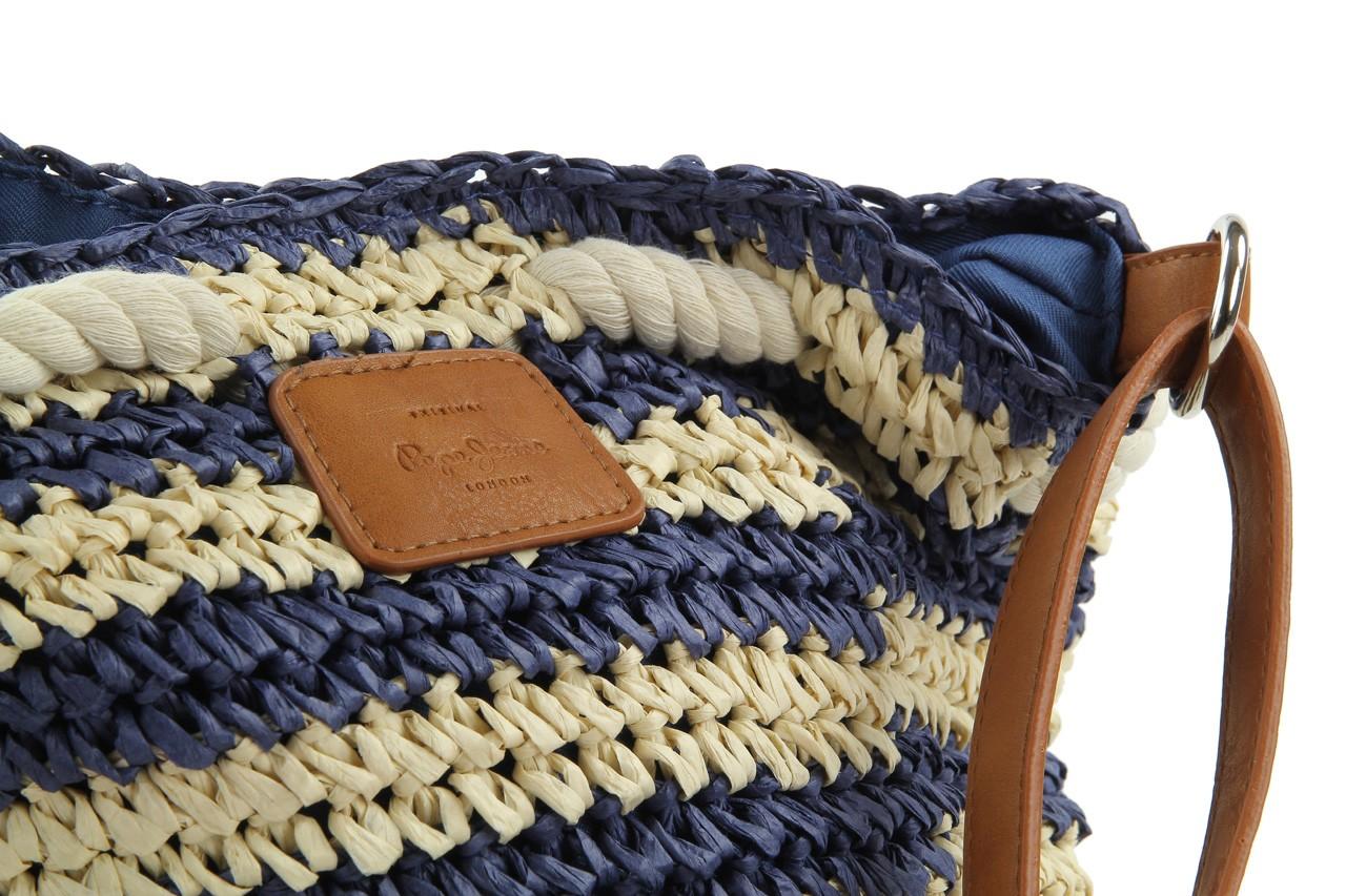Pepe jeans torebka pg030119 navy - pepe jeans  - nasze marki 11