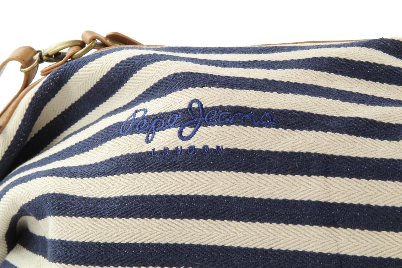 Pepe jeans torebka pl030562 navy - pepe jeans  - nasze marki 10