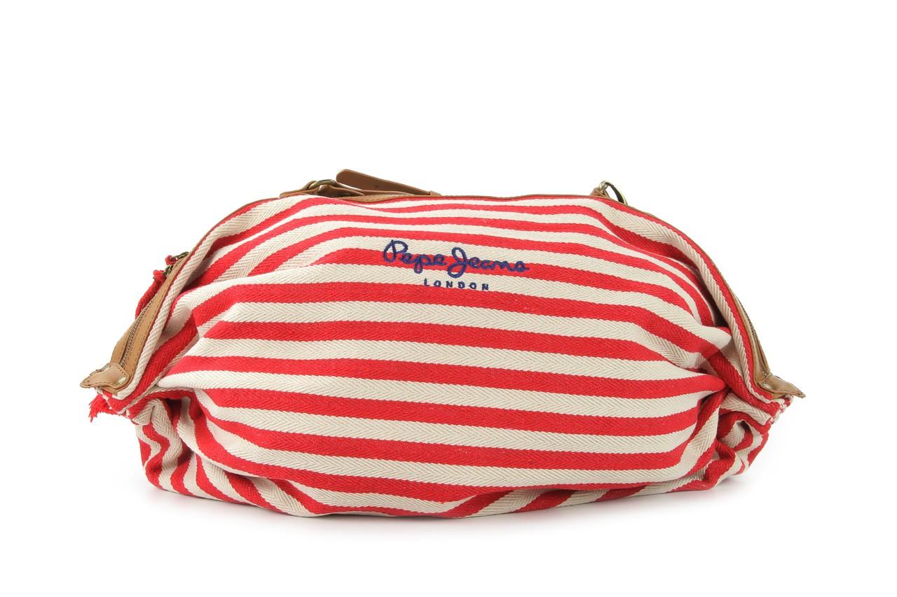 Pepe jeans torebka pl030562 red - pepe jeans  - nasze marki 6