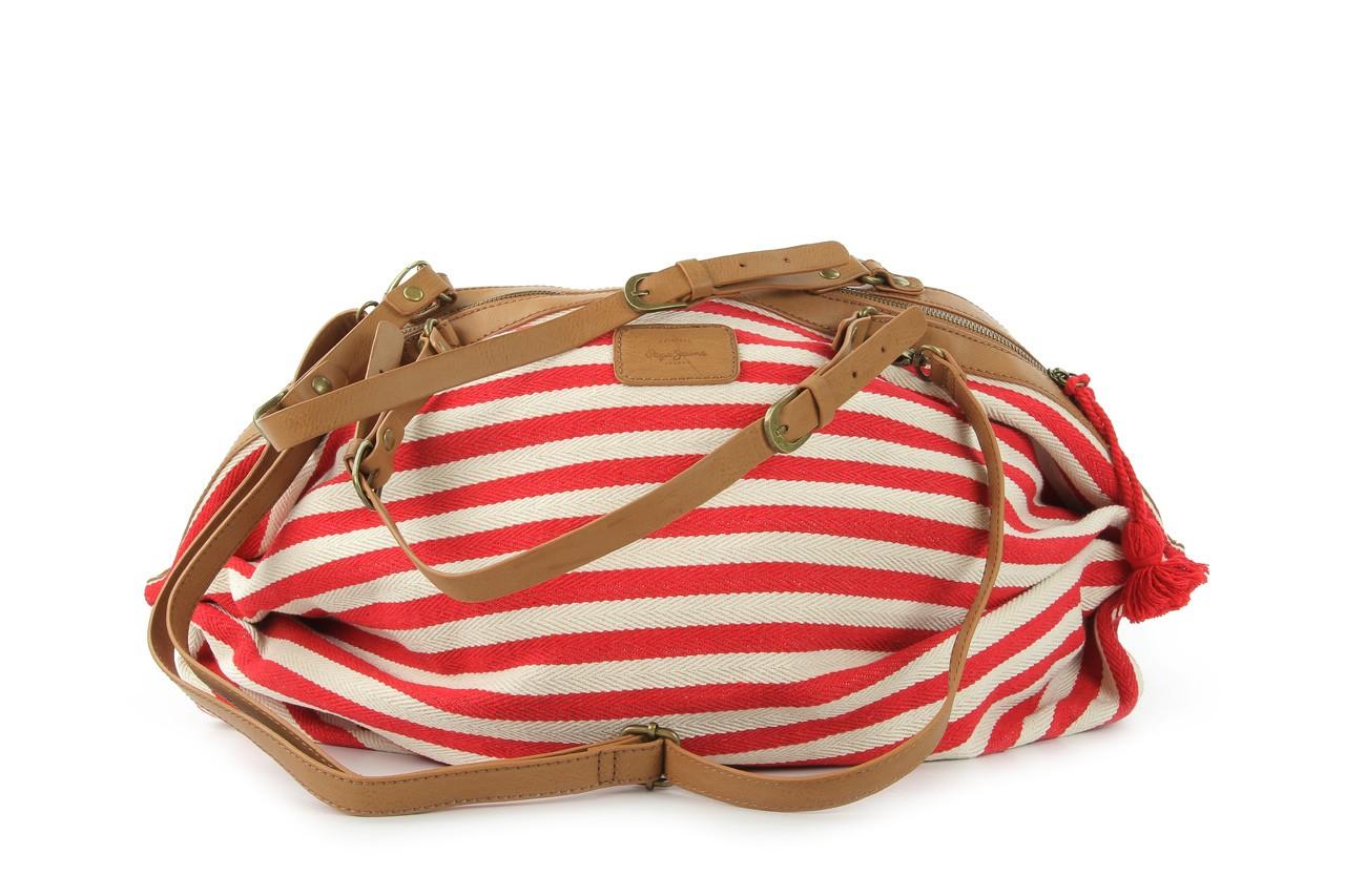 Pepe jeans torebka pl030562 red - pepe jeans  - nasze marki 9