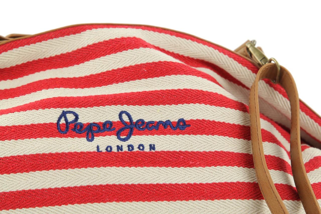 Pepe jeans torebka pl030562 red - pepe jeans  - nasze marki 10