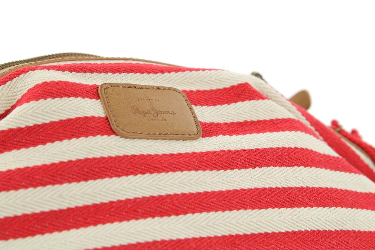 Pepe jeans torebka pl030562 red - pepe jeans  - nasze marki 11