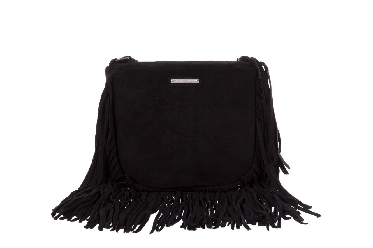 Pepe jeans torebka pl030637 bell bag black - pepe jeans  - nasze marki 5