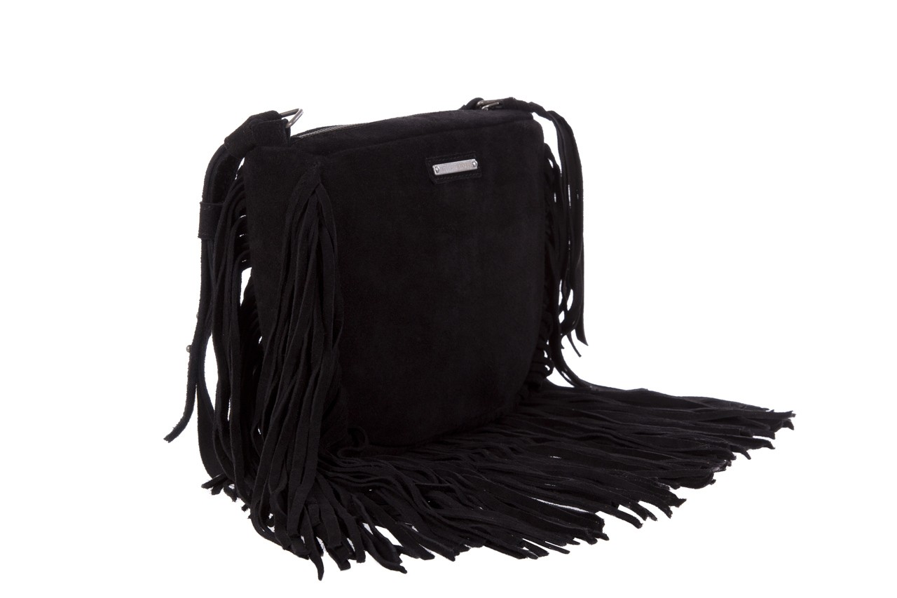Pepe jeans torebka pl030637 bell bag black - pepe jeans  - nasze marki 6
