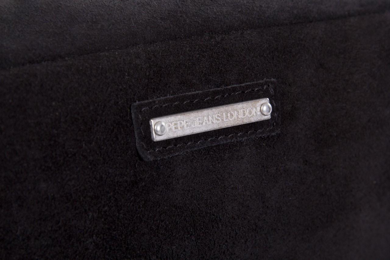 Pepe jeans torebka pl030637 bell bag black - pepe jeans  - nasze marki 9