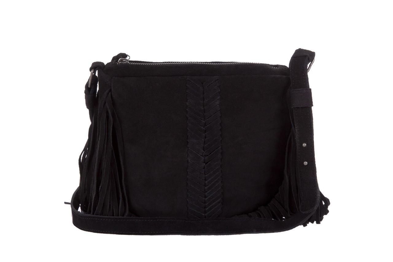 Pepe jeans torebka pl030637 bell bag black - pepe jeans  - nasze marki 7