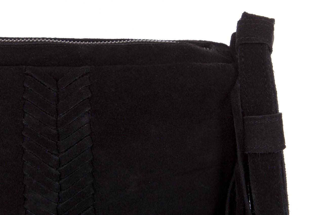 Pepe jeans torebka pl030637 bell bag black - pepe jeans  - nasze marki 8
