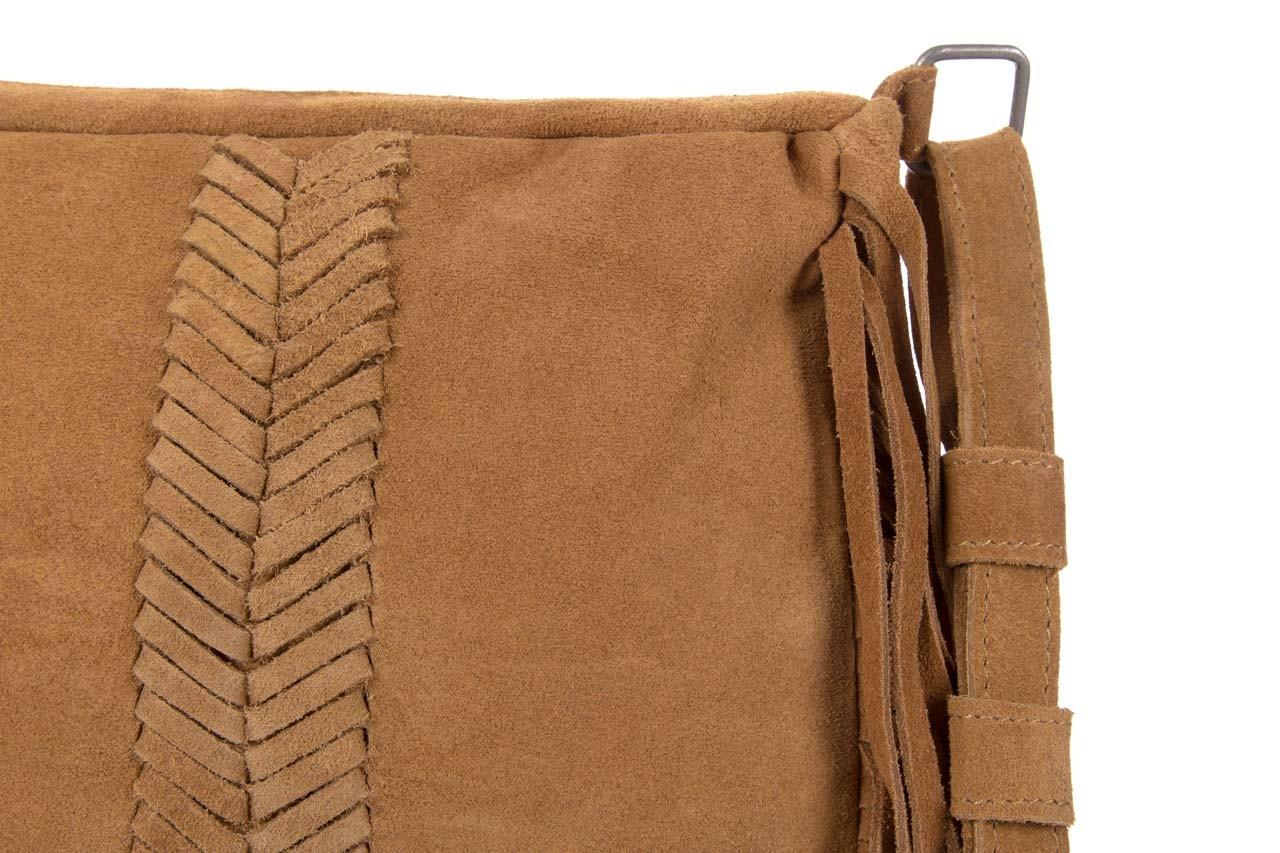 Pepe jeans torebka pl030637 bell bag tan - pepe jeans  - nasze marki 8