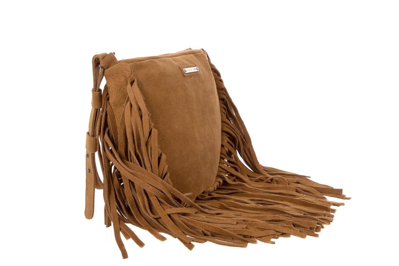 Pepe jeans torebka pl030637 bell bag tan - pepe jeans  - nasze marki 6