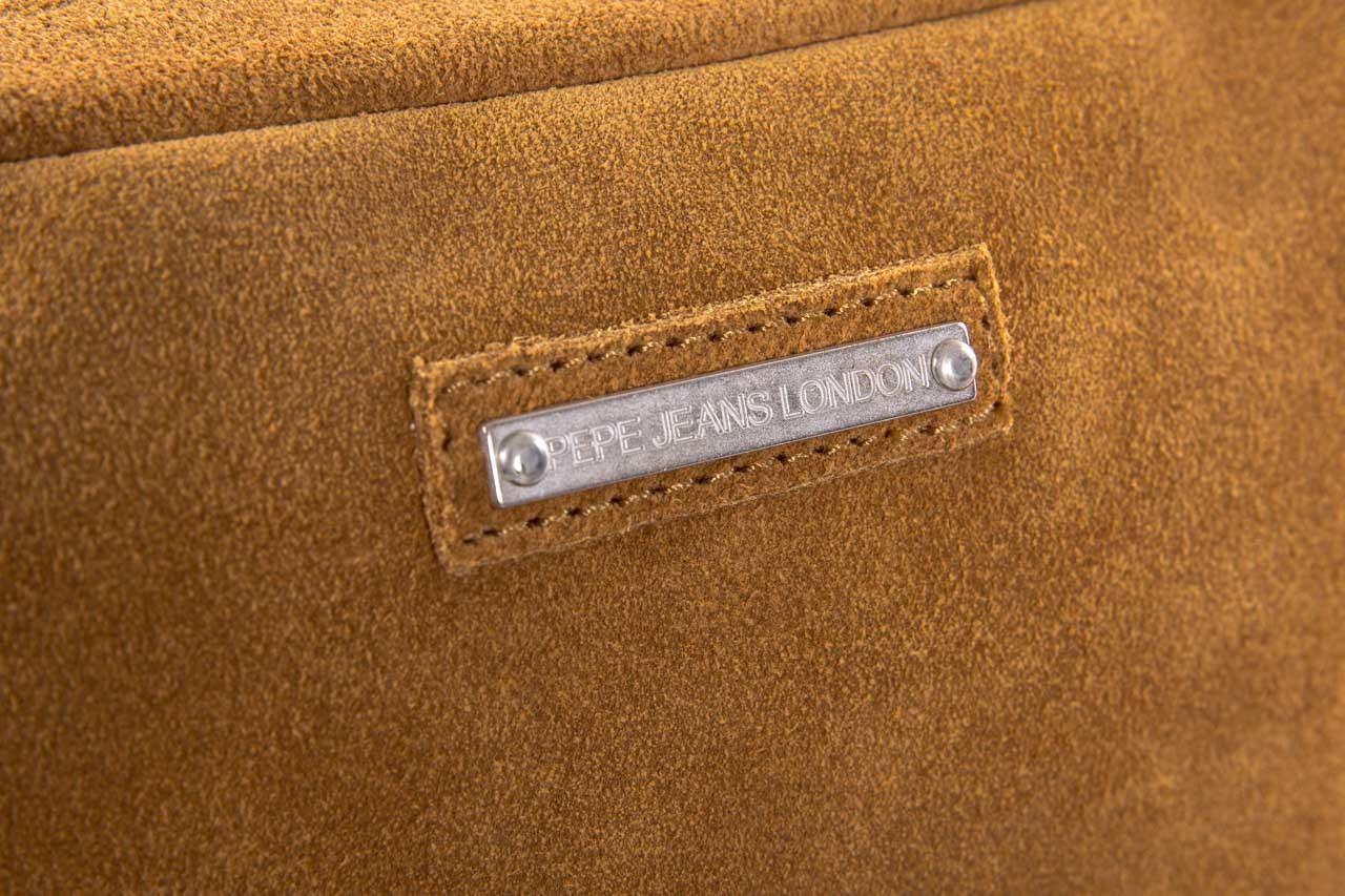Pepe jeans torebka pl030637 bell bag tan - pepe jeans  - nasze marki 9
