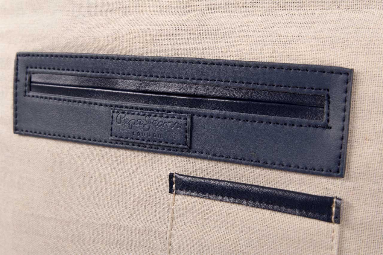 Pepe jeans torebka pl030654 tillo bag multi - pepe jeans  - nasze marki 11