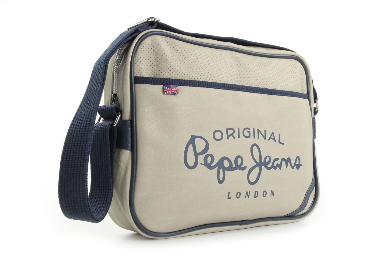 Pepe jeans torebka pm030332 grey - pepe jeans  - nasze marki 6